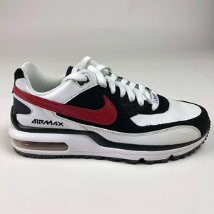 Nike Air Max Wright LTD Red Retro Shoes 317934-161